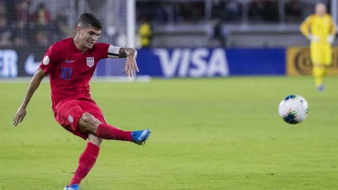 Concacaf World Cup Qualifying 2022