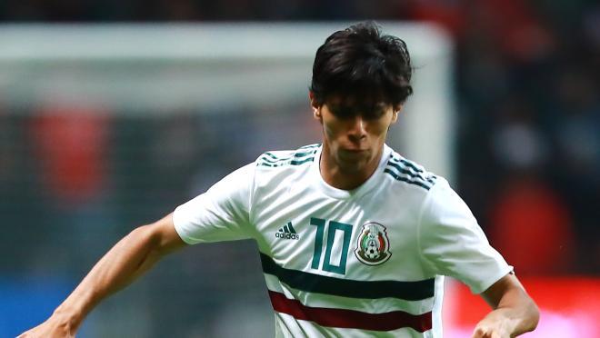 Mexico vs Guatemala 2020