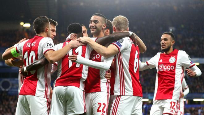 Ajax transfer news