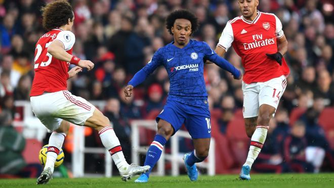 Willian Arsenal transfer details