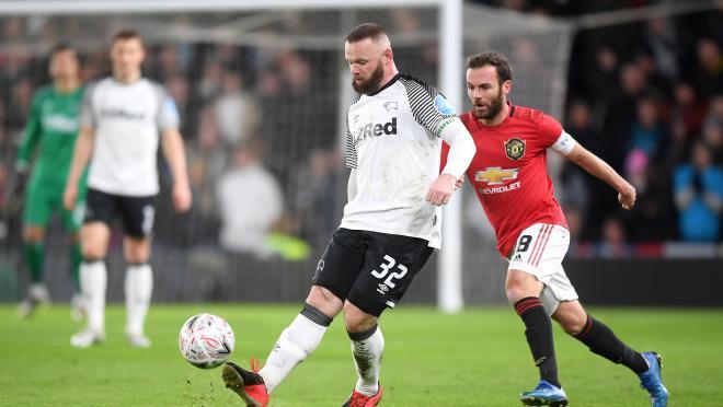 Wayne Rooney news