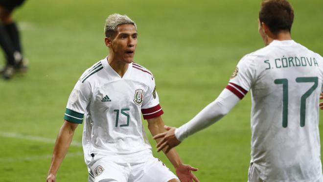 México vs Costa Rica