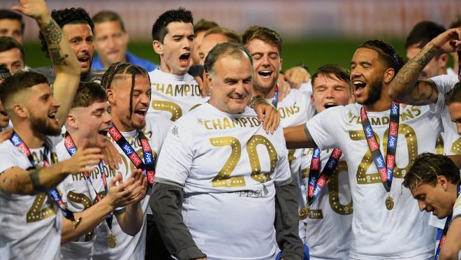 Marcelo Bielsa and Leeds United