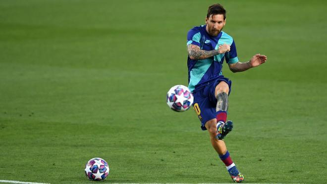 Lionel Messi coronavirus
