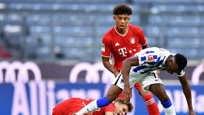 Chris Richards Bayern Munich