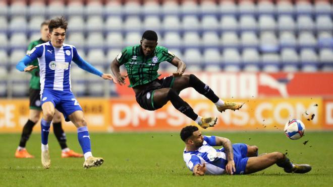 Kwadwo Baah goals