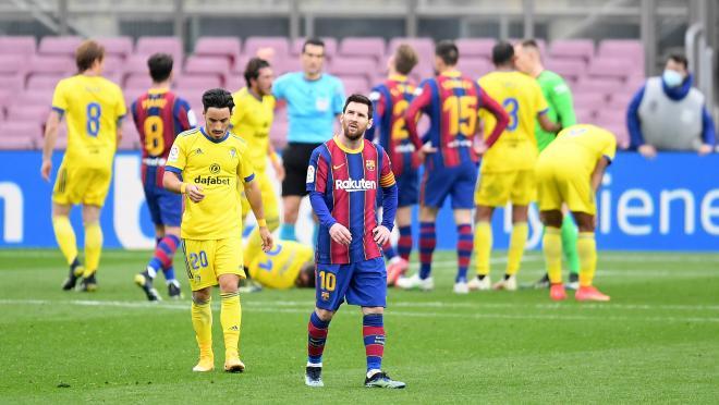 Barcelona vs Cadiz