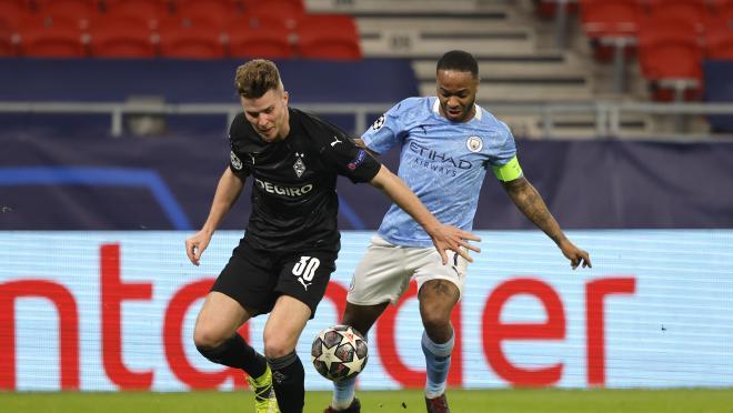 Manchester City win streak