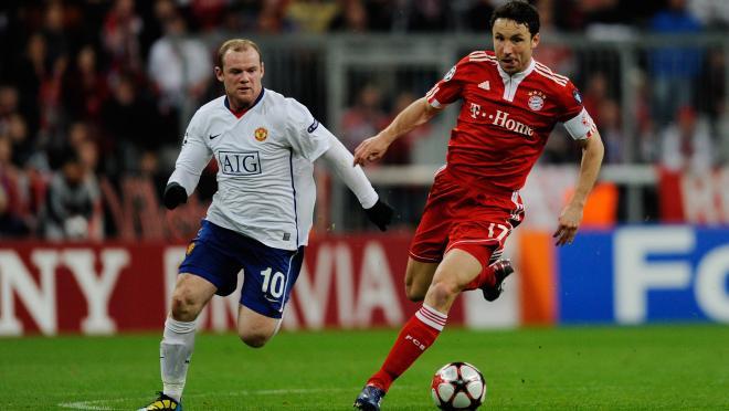 Wayne Rooney Champions League