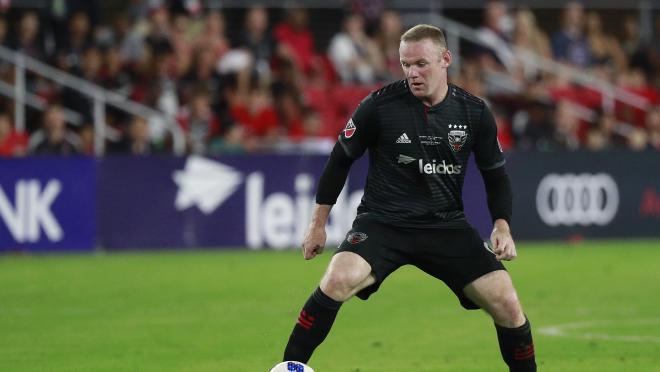 Wayne Rooney MLS assist