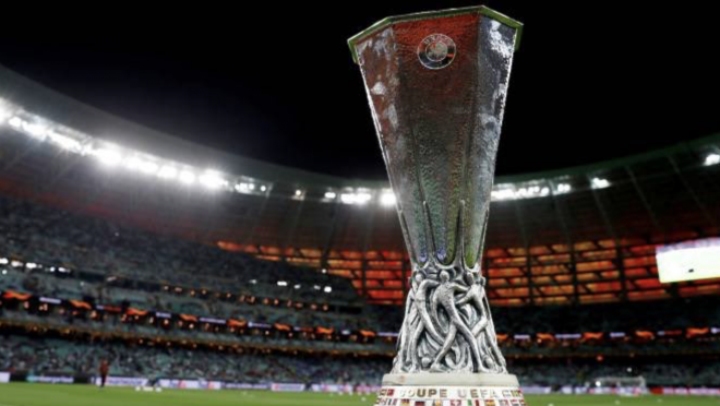 Europa League final game