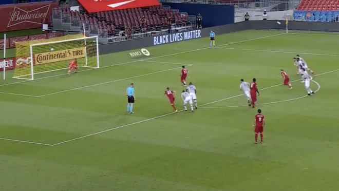 Toronto FC failed penalty