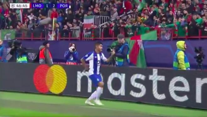 Tecatito Porto Goal