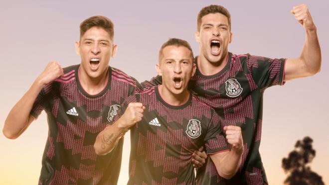 Mexico jersey 2021