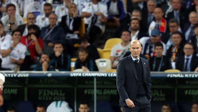 Zinedine Zidane Real Madrid record