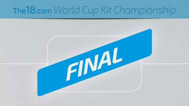 The18 World Cup Kit Championship FInal
