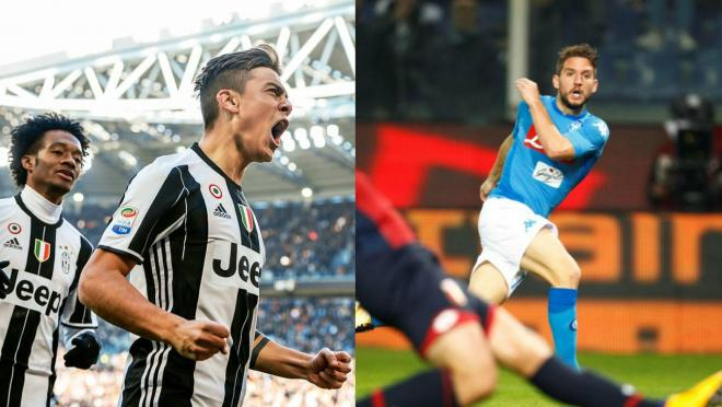 Serie A Top Five Goals