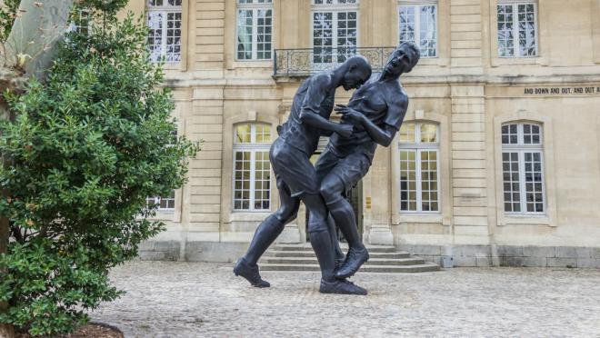 10 Of The Greatest Immortalizing Soccer Statues On The Planet
