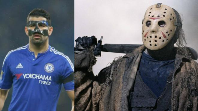 Diego Costa and Jason