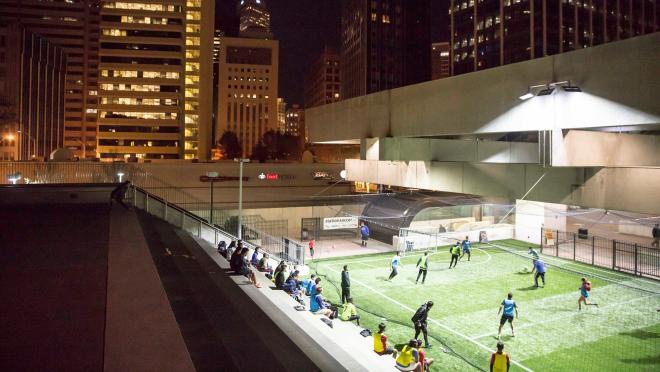 Station Soccer - Atlanta, Georgia