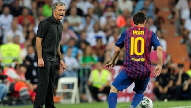 Mourinho Quote on Messi