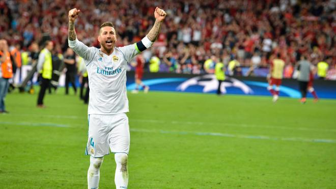 Sergio Ramos On If He's Staying At Real Madrid