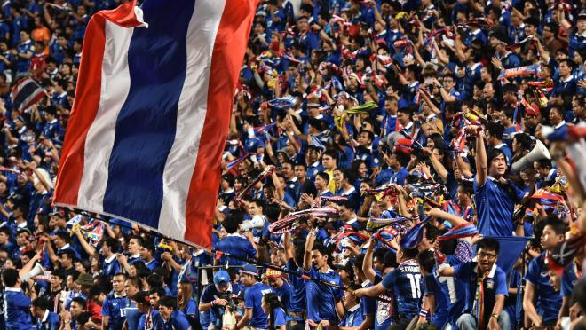 Despite A 13-0 Loss To The USA, Thai Fans Are Proud