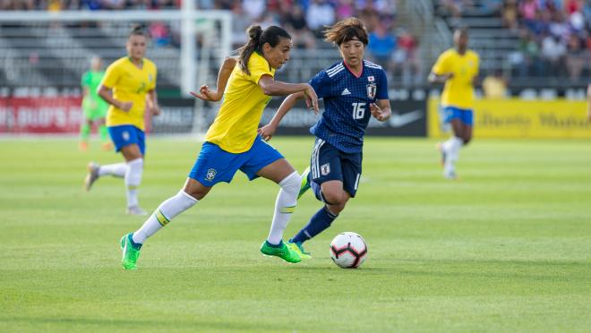 Marta Had A Message For Young Girls Playing Soccer