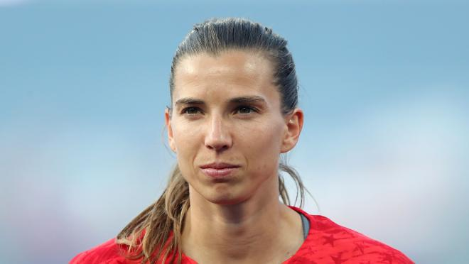 Tobin Heath Wishes There Was More Diversity In The Quarter Finals
