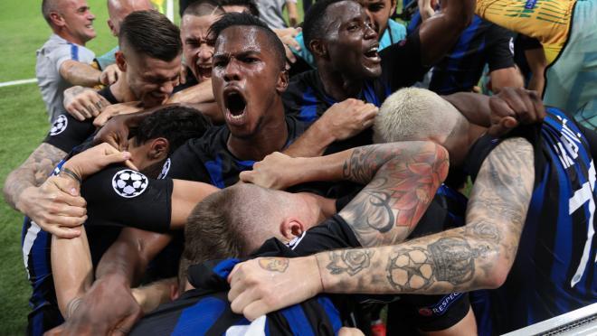 Inter Milan beat Spurs