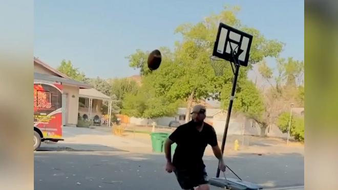 Football Trick Shot