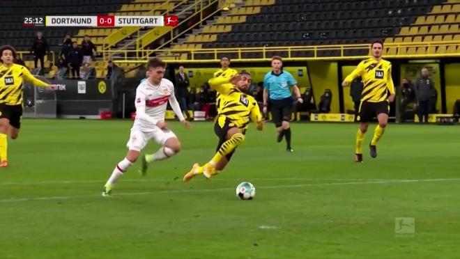 Stuttgart Down Dortmund