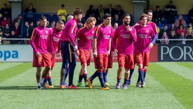 FC Barcelona Rondo