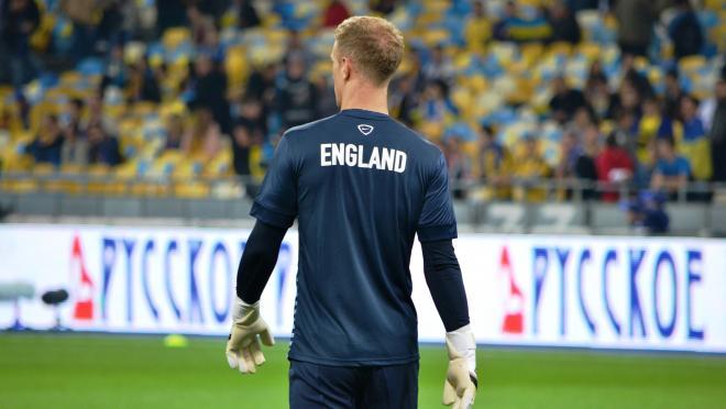 England GK Training Session
