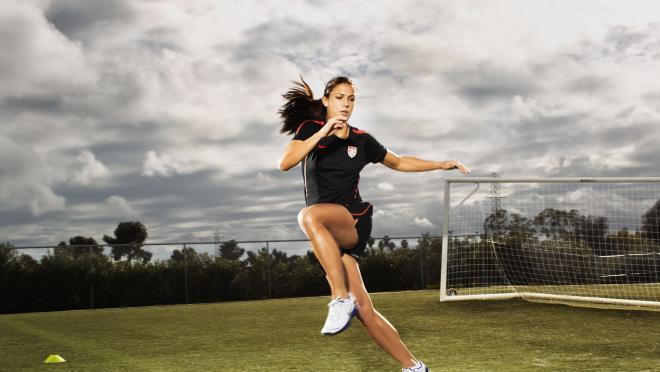 Women's Soccer Skills Video