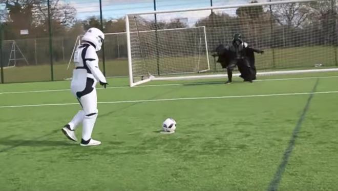 Star Wars Soccer F2 Freestylers