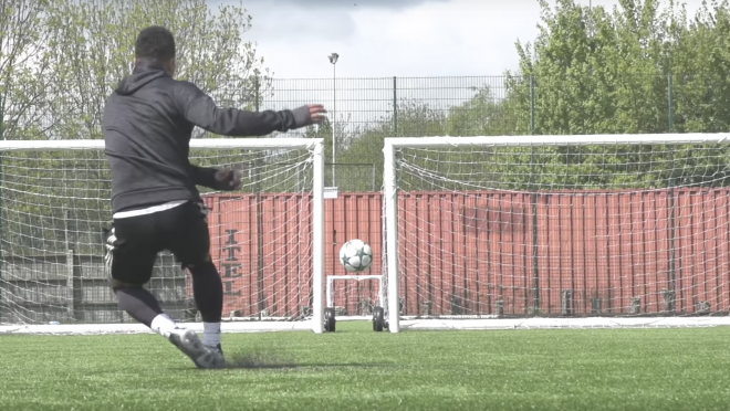 The F2 Mini Goal Trick Shots