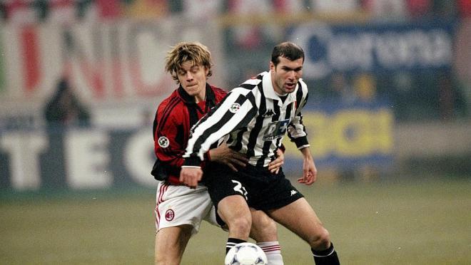 Zinedine Zidane highlights at Juventus and Real Madrid