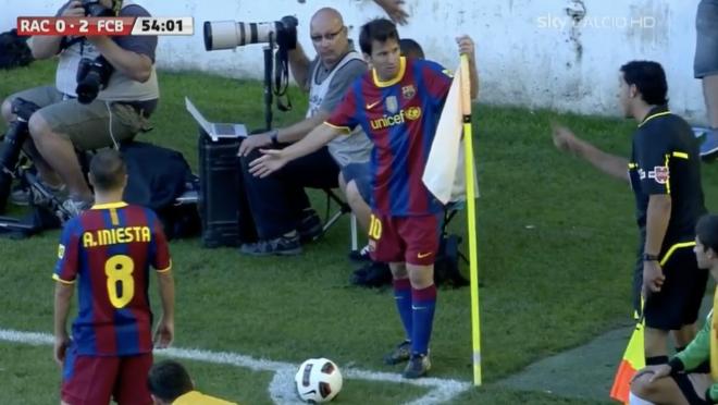 Classic Case Of Refereeing In La Liga