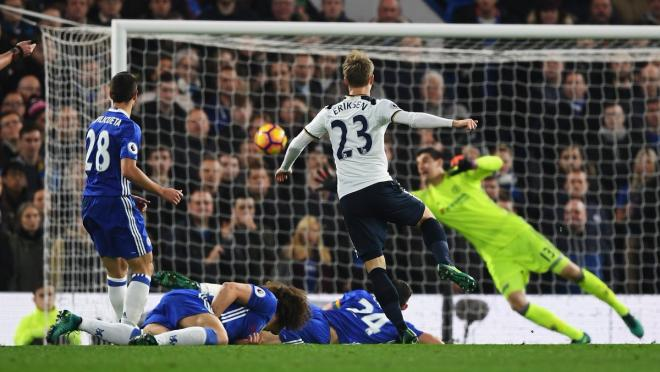 Christian Eriksen Premier League Goals