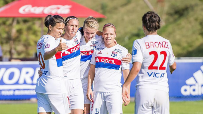 Olympique Lyon Women's Team