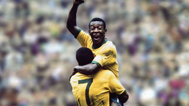 Happy 77th Birthday Pelé!