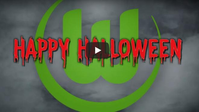 Wolfsburg Halloween Prank