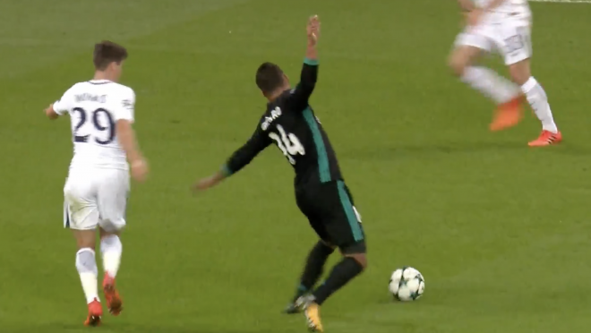 Casemiro Pulled By Ghost