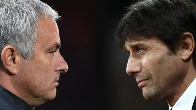 Mourinho vs Conte