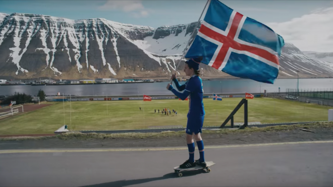 Iceland Commercial