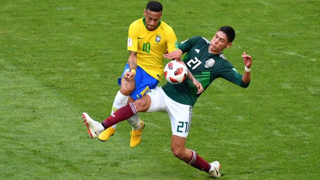 Mexico Round Of 16