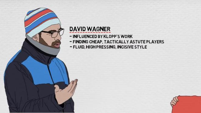 David Wagner Huddersfield Town Tactics
