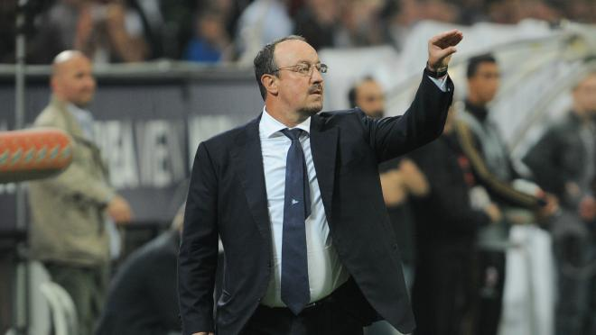 Rafa Benitez tactics at Newcastle