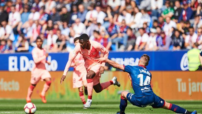 Dembélé Absolutely Humiliates Defenders